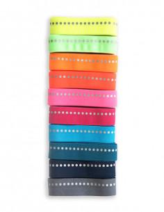 Neonová nažehlovací folie - 9 x 12 cm