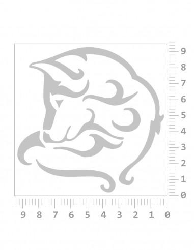Nažehlovací folie - 9 x 12 cm