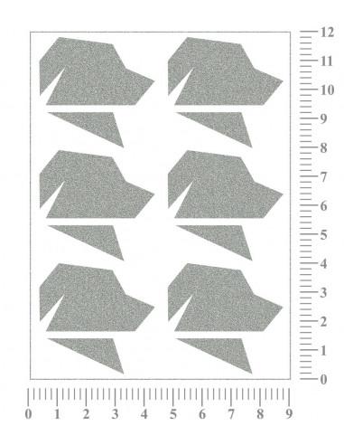 Iron foil - 32 x 50 cm