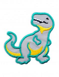 Dinosauří stopy IV - neonový potisk